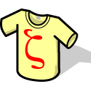 Clothes, Shirt Icon