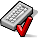 Beos, Keyboard, Settings Icon