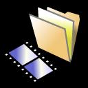 Beos, Folder, Video Icon