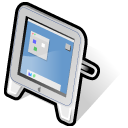 Apple, Beos, Display, Studio Icon
