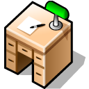 Beos, Desktop, Workspace Icon