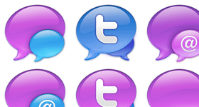 Balloons Icons