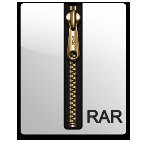 Gold, Rar Icon