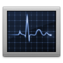 Activity, Diagnostics, Monitor, Screen Icon