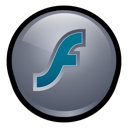 Flash, Macromedia, Mx, Player Icon
