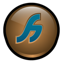 Flash, Macromedia, Mx Icon