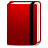 Moleskine, Red Icon