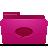 Conversations, Folder, Pink Icon