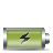 Battery, Charging, Horizontal Icon