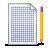 Document, Pen, Plaid Icon