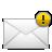 Alert, Mail Icon