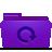 Backup, Folder, Violet Icon
