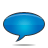 Blue, Bubble, Speech Icon
