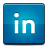 In, Linked, Social Icon
