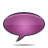 Bubble, Pink, Speech Icon