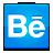 Behance, Social Icon