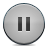 Button, Grey, Pause Icon
