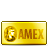 Amex, Card, Credit, Gold Icon