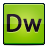 Creative, Dreamweaver, Suite Icon