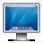 Aqua, Screen Icon