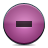 Button, Delete, Pink Icon