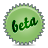 Beta, Lightgreen, Splash Icon