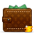 Louis, Money, Vuitton, Wallet Icon