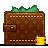 Louis, Money, Vuitton, Wallet Icon