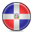 Dominican, Flag, Republic Icon