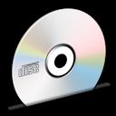Cd, Disc Icon