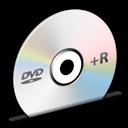 Disc, Dvd+r Icon