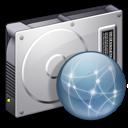 File, Graphite, Server Icon