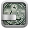 Alt, Money, Stocks Icon