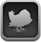 Bird, Twitter, Twitterrific Icon