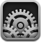 Options, Settings Icon