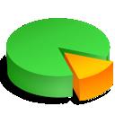 Analytics, Chart, Graph, Pie, Share, Statistics Icon