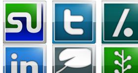 Studiom 6 Social Icons