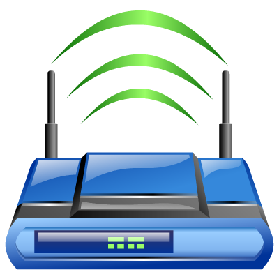 Access, Point, Router, Wireless Icon