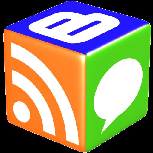 Cube, Online Icon