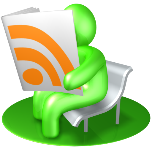 Green, Reader, Rss Icon