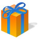 Birthday, Gift, Present Icon