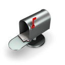 Email, Mailbox Icon