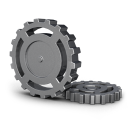 Cog, Gear, Wheel Icon