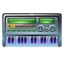 Instrument, Keyboard, Midi Icon
