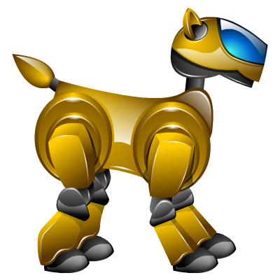 Aibo, Dog, Pet, Robot, Robotic Icon