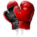 Battle, Boxing, Gloves, Sport Icon