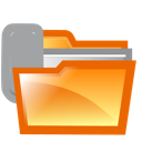 Attach, Folder Icon