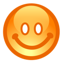 Emot, Face, Happiness, Happy, Smile Icon