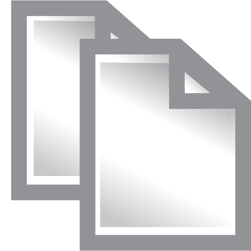 Copy, Documents, Duplicate, Files, Papers Icon
