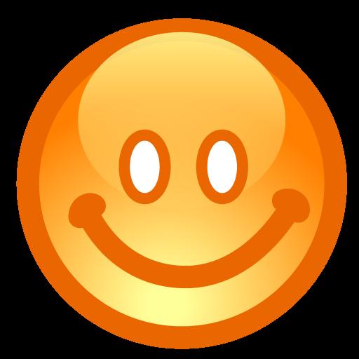 Emot, Face, Happiness, Happy, Smile Icon
